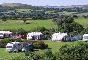 Home Farm Caravan Park Marianglas Anglesey Camping Campsite