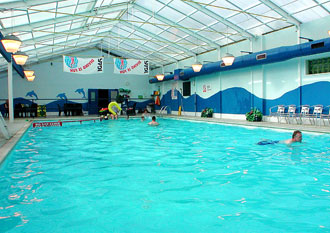 Sea view holiday park weymouth dorset haven campig - Weymouth campsites with swimming pool ...