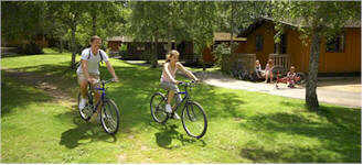 www.CampingUK.com - Warmwell Holiday Park